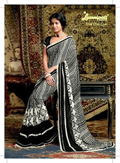 Laxmipati Silk Embroidered Sarees