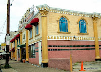 The New Golden Palace restaurant in South Philadelphia