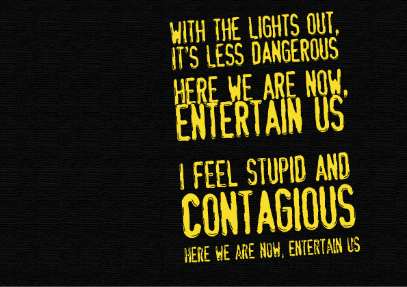 Nirvana Song Quotes. QuotesGram Paramore Song Quotes