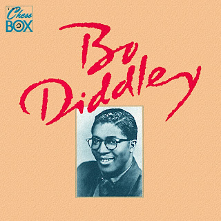 BO DIDDLEY - THE CHESS BOX compilation (1990)