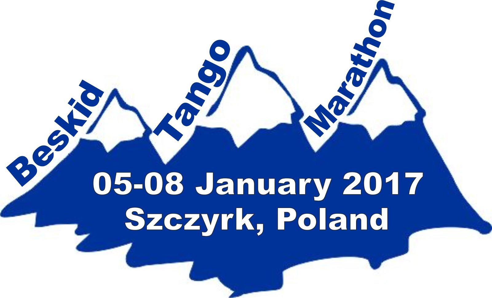 Rejestracja Beskid Tango Marathon / Registration BTM