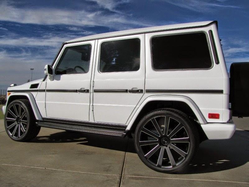 g500 white