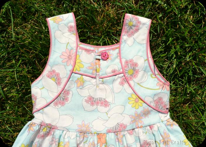 5 & 10 Designs Look #6 sewn by Sugar Tart Crafts