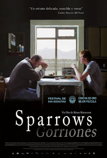 Despegando a la Vida / Sparrows (Gorriones) Poster
