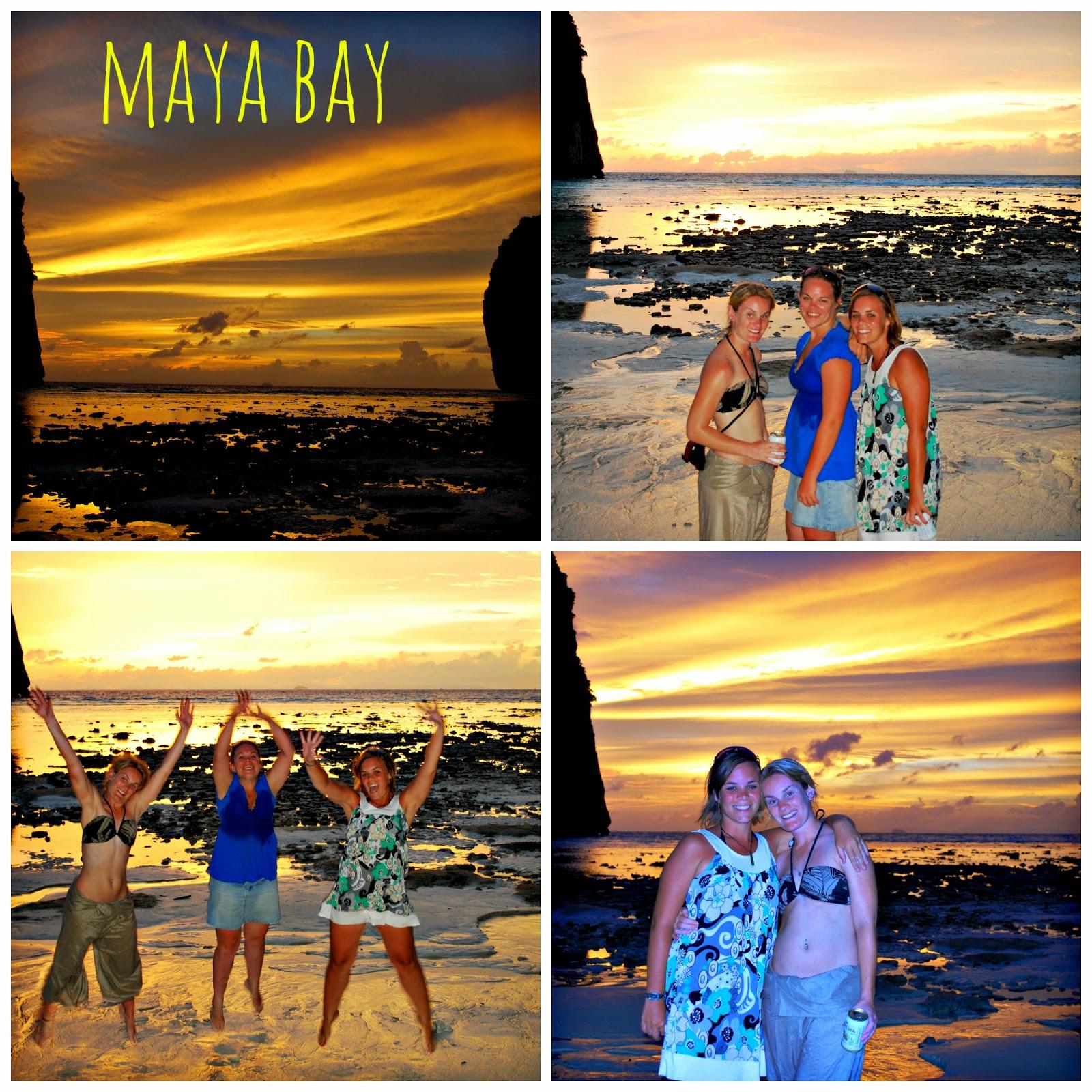 phi-phi-island-thailand-beach-asia-maya-bay-sunset