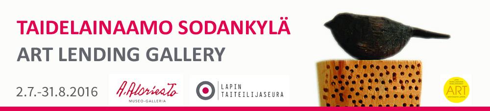 Taidelainaamo Sodankylä - Art Lending Gallery