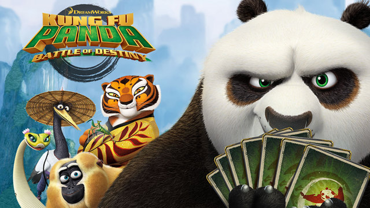 Kung Fu Panda: Battle of Destiny Gameplay IOS / Android