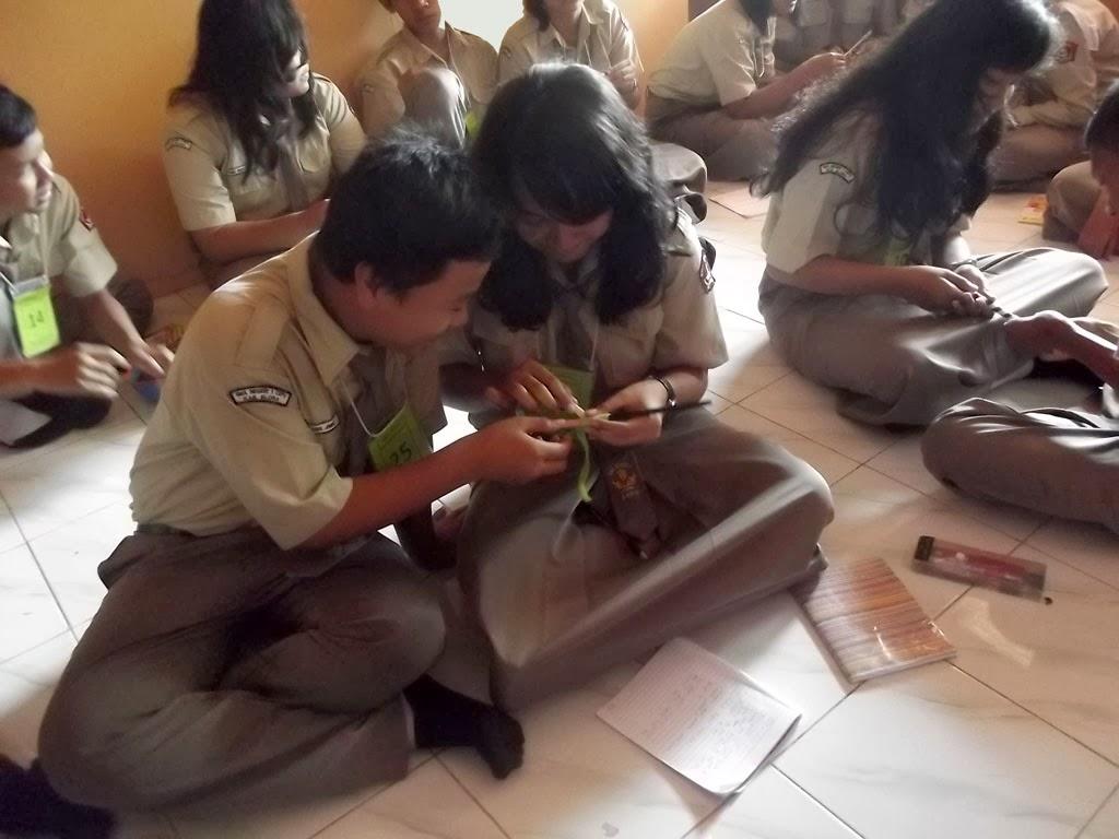 Wafer Stick dari Flanel - Blog Prakarya & Kewirausahaan