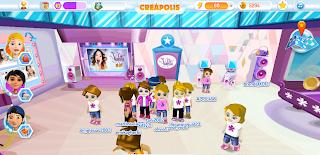creapolis+Violetta+sa ¡Violetta en Creápolis!