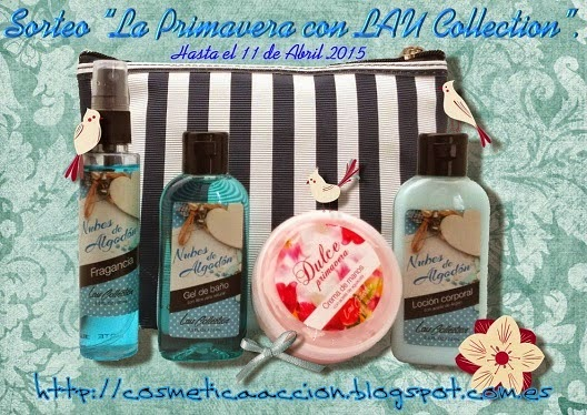 Sorteo LAU Collection