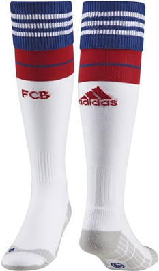 bayern munich home football socks 2014-15