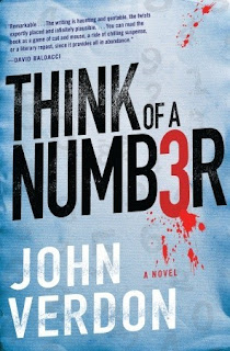 Think of a Number John Verdon cover