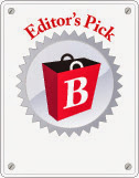 "Featured as the ""Editor's Pick"" on Become.co.uk:"