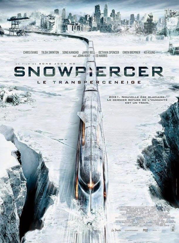 Snowpiercer - International Poster | A Constantly Racing Mind