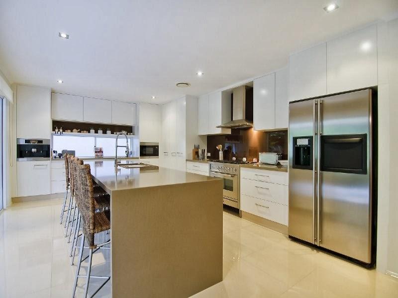 Hogares frescos 10 dise os de cocinas fabulosas muebles for Diseno de cocina de 3x3