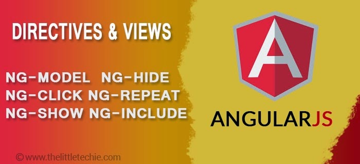Directives and Views in AngularJS