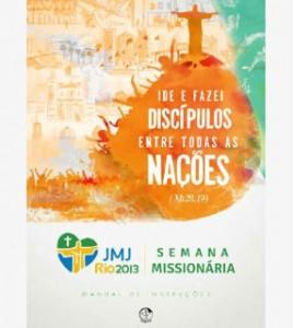 Jornada Mundial da Juventude - JMJ RIO 2013