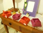 le scatole origami di Rita Maria