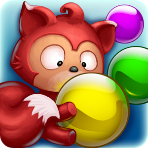 شعار لعبة Bubble Shooter