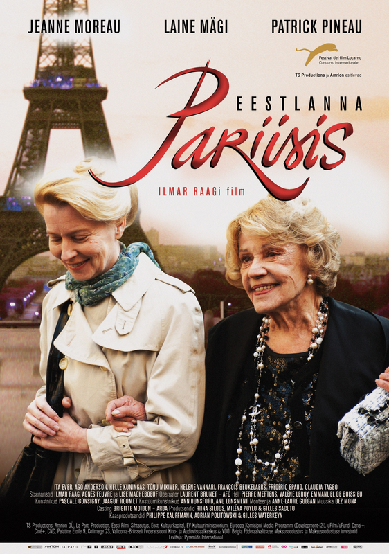Une Estonienne a Paris (2012)