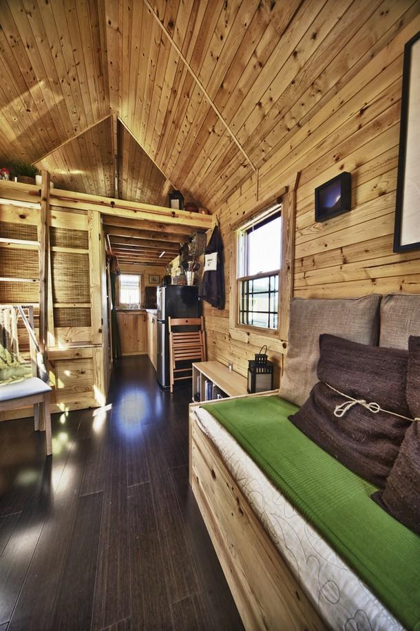 Chris And Malissa Tack's Tiny Home