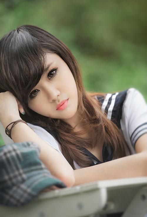 Anh girl xinh de thuong - Anh hot girl Viet Nam. Album ảnh girl xinh dễ thương cực kute. Bộ sưu tập ảnh đẹp hot girl việt nam