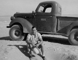 بدايه اكتشافات البترول في الجزيره العربيه 1940.jpg