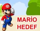 ; Mario Hedef Vurma Oyunu