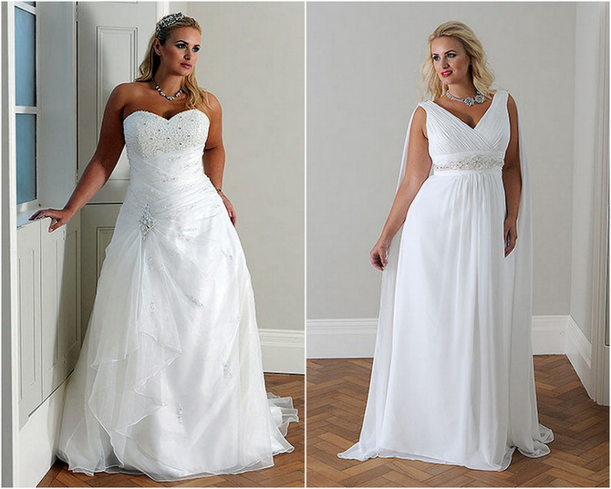 fashion bride picks plus size bridal gowns for the full figure bride