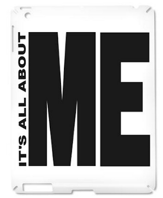 It's all about ME iPad Cover