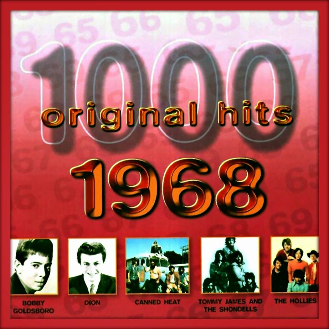1000 Original Hits 1968 2001