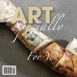 Stamping Angels in Art Specially Magazine nr. 14