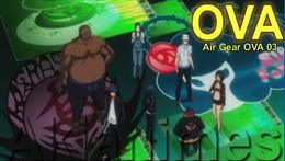 Air Gear OVA 03 Português Akianimes