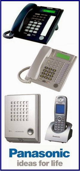Panasonic KX-TA824 Phone System