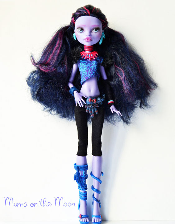 Custom Jane Boolittle