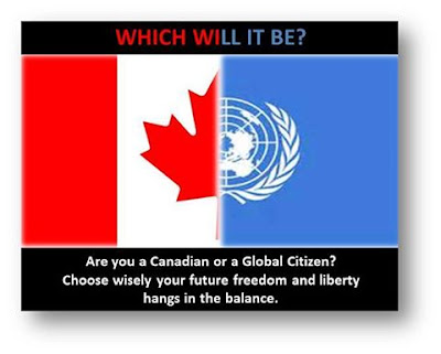 Reject Global Citizenship, eh?