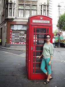Londres juillet 2013