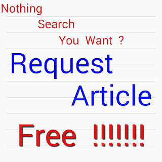 Request article