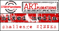 August Winner - Mixed Media