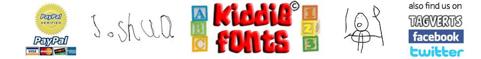KiddieFonts