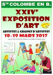 Expo artistique 2017