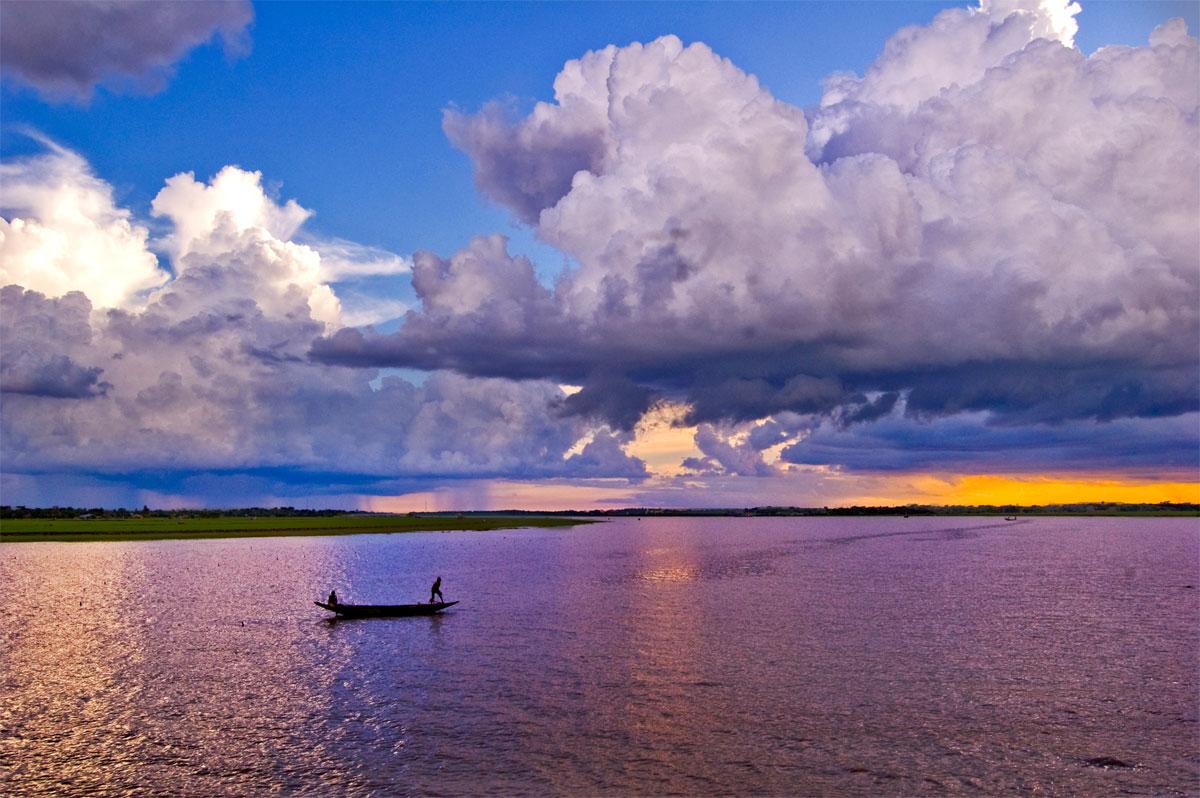 Wallpaper Natural Beauty Of Bangladesh