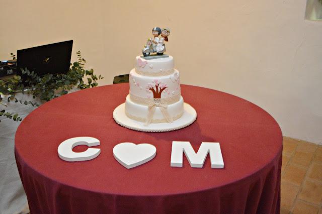 tarta sugar palace novios boda