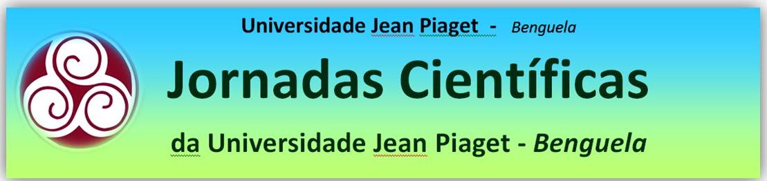 Jornadas Científicas Da Universidade Jean Piaget