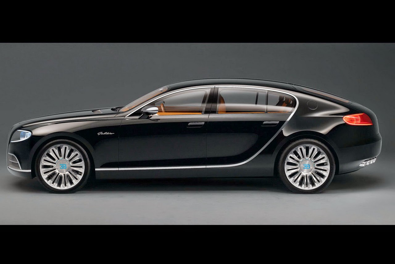 Bugatti Galibier HD Wallpaper