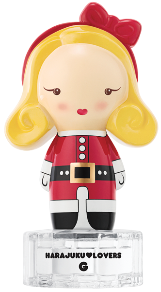 Harajuku Lovers Jingle G Fragrance Is Also An Ornament