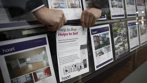 UK home price rise quickens at fastest pace in seven years