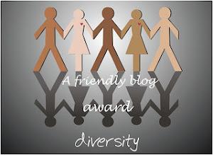 """Selo """"Diversity"""""""