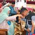 """Open House di Kediaman Walikota Padang, """"Dapek THR dari Buk Walikota"""""""
