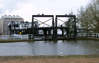 Anderton boat lift, Trent and Mersey Canal